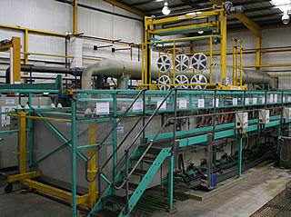 Electroless Nickel Plant
